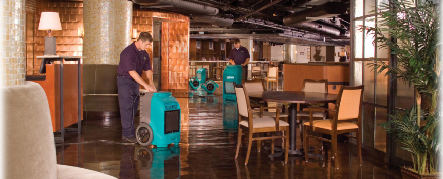 Water Damage Restoration in San Carlos, CA