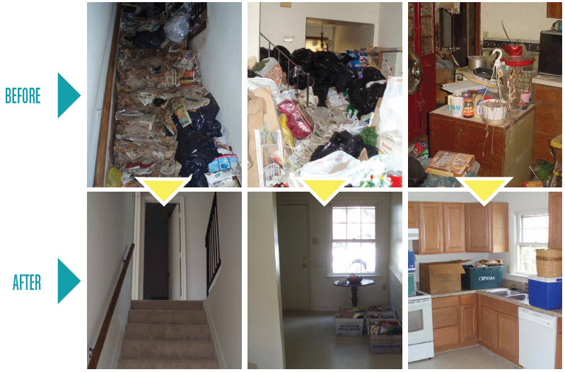 Hoarding Cleaning in Foster City, CA