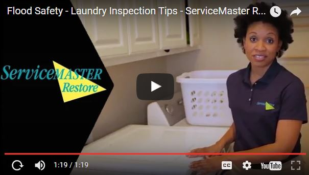 Servicemaster flood safety tips video