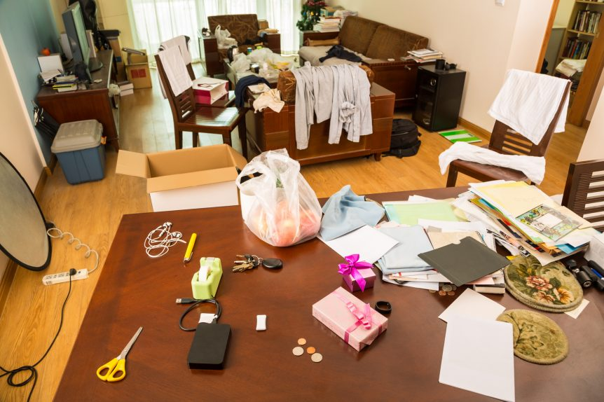 How to Stop Hoarding in the Early Stages
