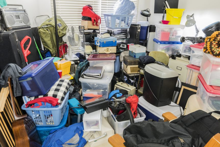 Hoarding cleanup ServiceMaster Disaster Recovery and Restoration