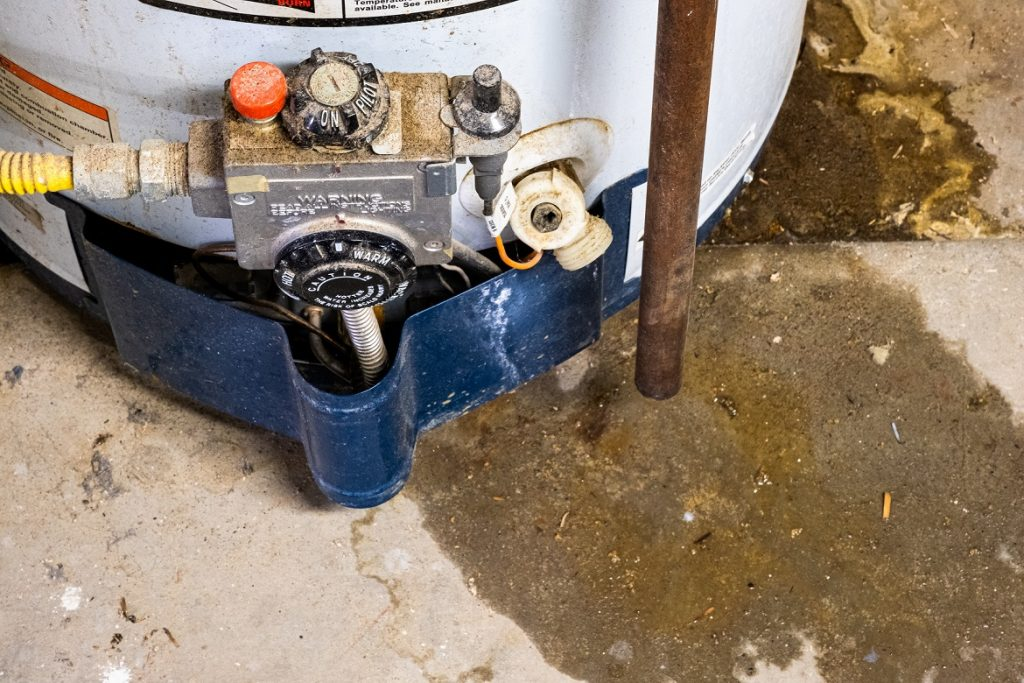 water heater flooded basement san francisco ca